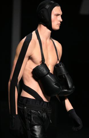 Alexander Wang For H&M Menswear Collection #AlexanderWangXHM hunk hot male model