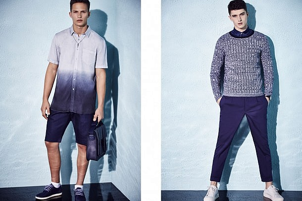 River Island S/S15 Menswear Lookbook spring summer 2015 river island SS15 style fashion menswear mensfashion lookbook collection campaign
