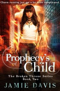 Prophecy's Child Cover