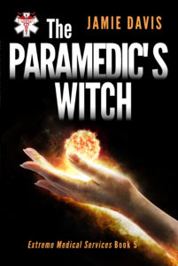 The Paramedic's Witch book