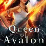 Queen of Avalon book cover