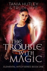 The Trouble With Magic Book Cover