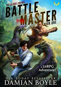 Battle Master Book Cover