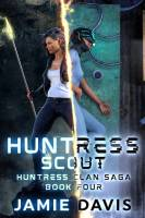 Huntress Scout Cover small