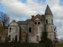 Waverly Hills Haunted House Louisville KY