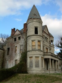 Louisville Kentucky Abandoned Mansion