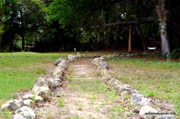 Road to the Burial Mound
