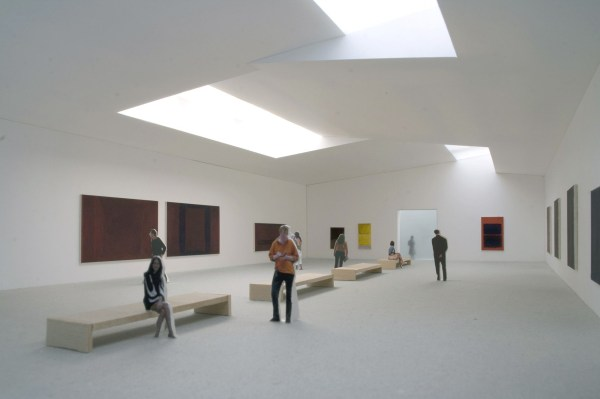 Garage Museum Of Contemporary Art - Jamie Fobert Architects