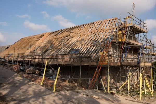 Charleston Centenary Project - Jamie Fobert Architects