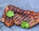 Ras el hanout lamb steak