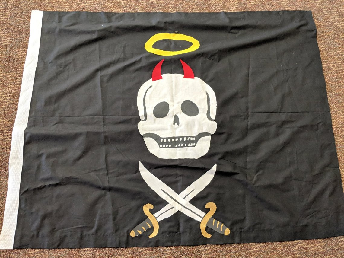 Flag Posters