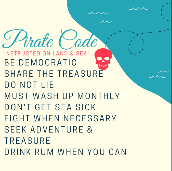Pirate Projects