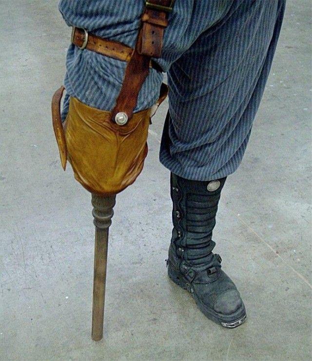Peg Leg