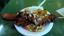Street food in Machichi