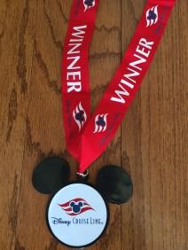 castaway run medal