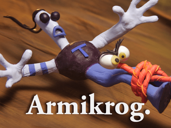 Armikrog the game