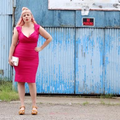 Erin Wiggle Dress