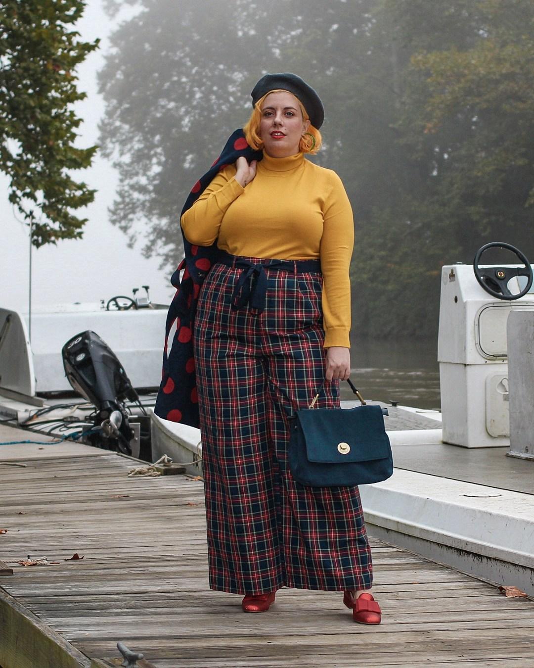 ModCloth Plus SIze winter clothes
