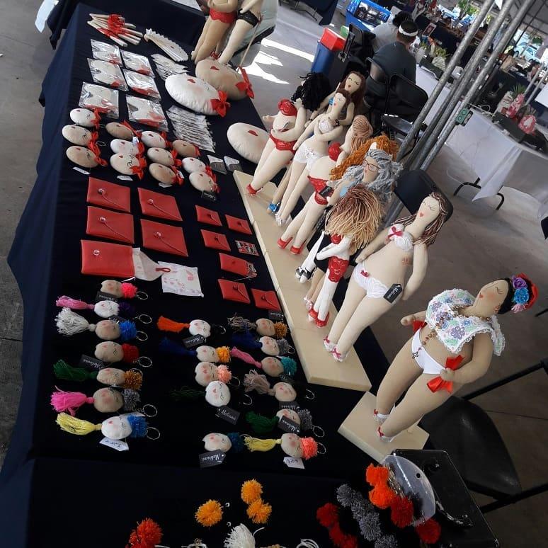 Melinas Body positive personalized dolls