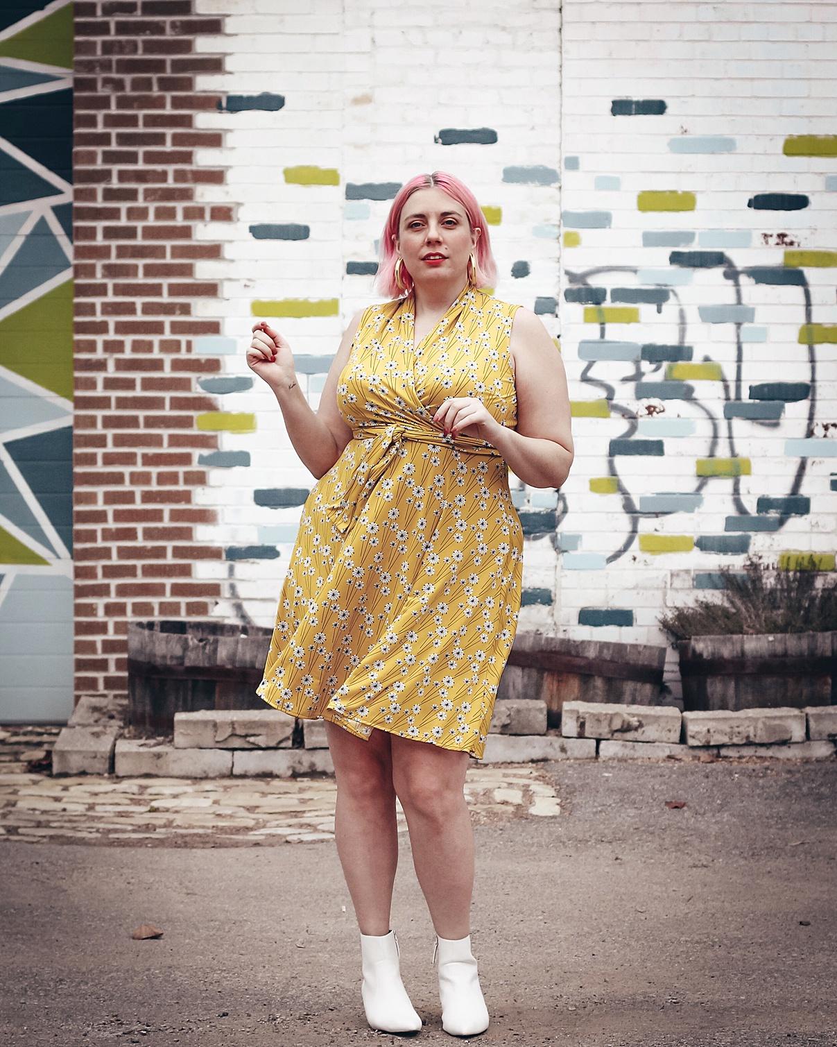 Karina Dresses Plus Size