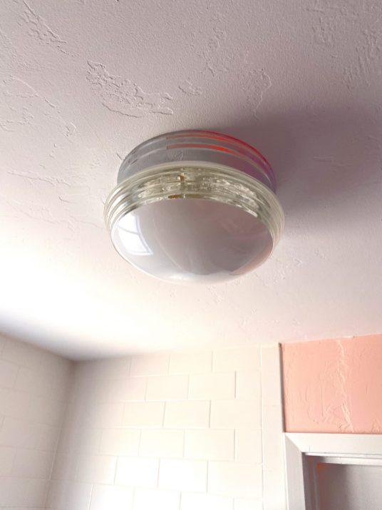 Cheap midcentury inspired light