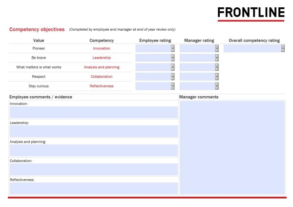 PDF Form Designer in the UK Custom PDF Business Form