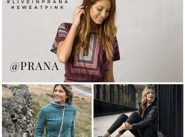 prana fall collection sweat pink