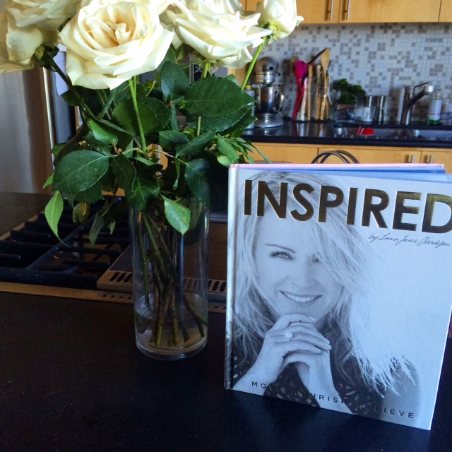 Lorna Jane Inspired book review