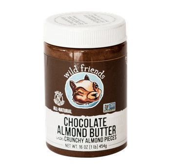 Wild Friends Chocolate Almond Butter