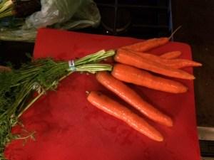 carrot pesto