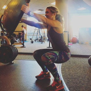 BOSU lifts with squats