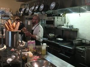 Chef Aaron Barnett St. Jack Portland