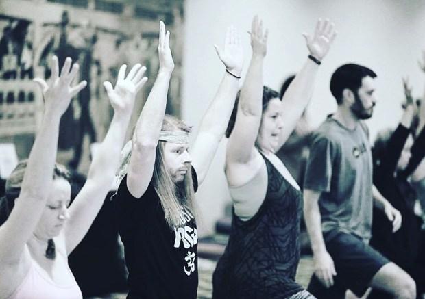 Flex & Flow HIIT Yoga JP Sears