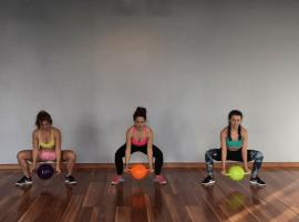 total body workout Kamagon Ball