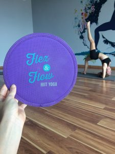 Flex & Flow HIIT YOGA