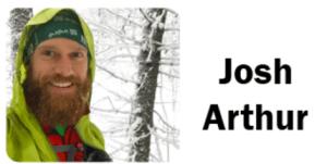 Josh Arthur Ultra runner