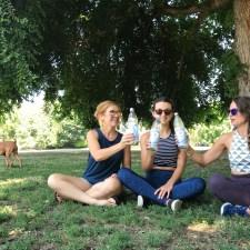 Gerolsteiner Sparkling Detox Virtual Cheers