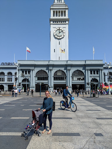 Ferry Building San Francisco travel