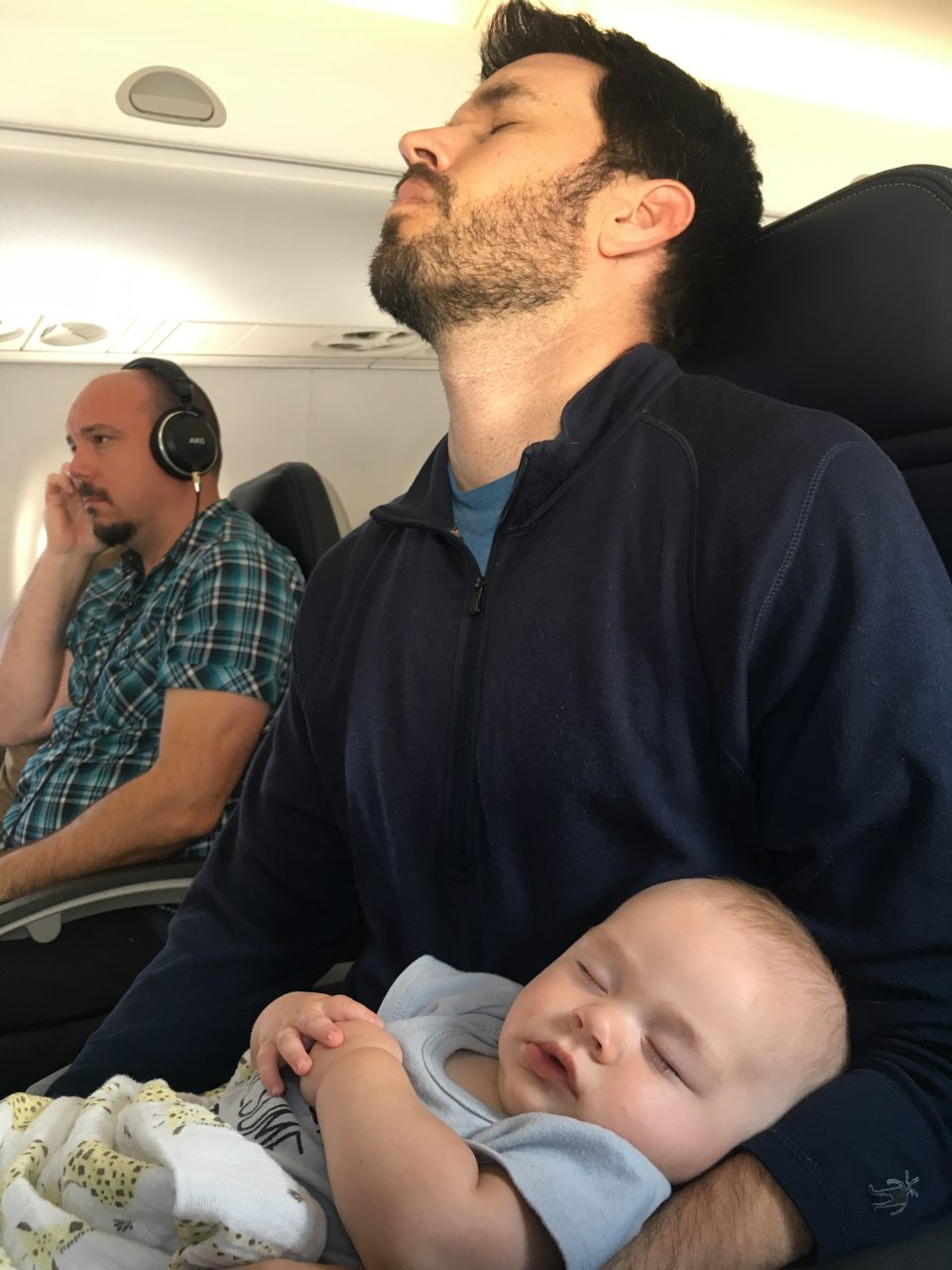 travel with babies