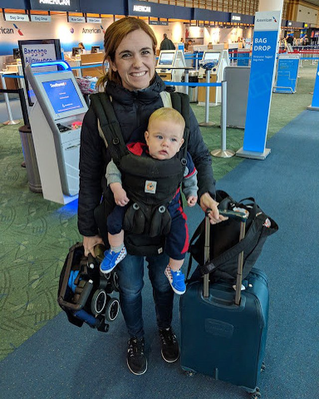traveling overseas with babies