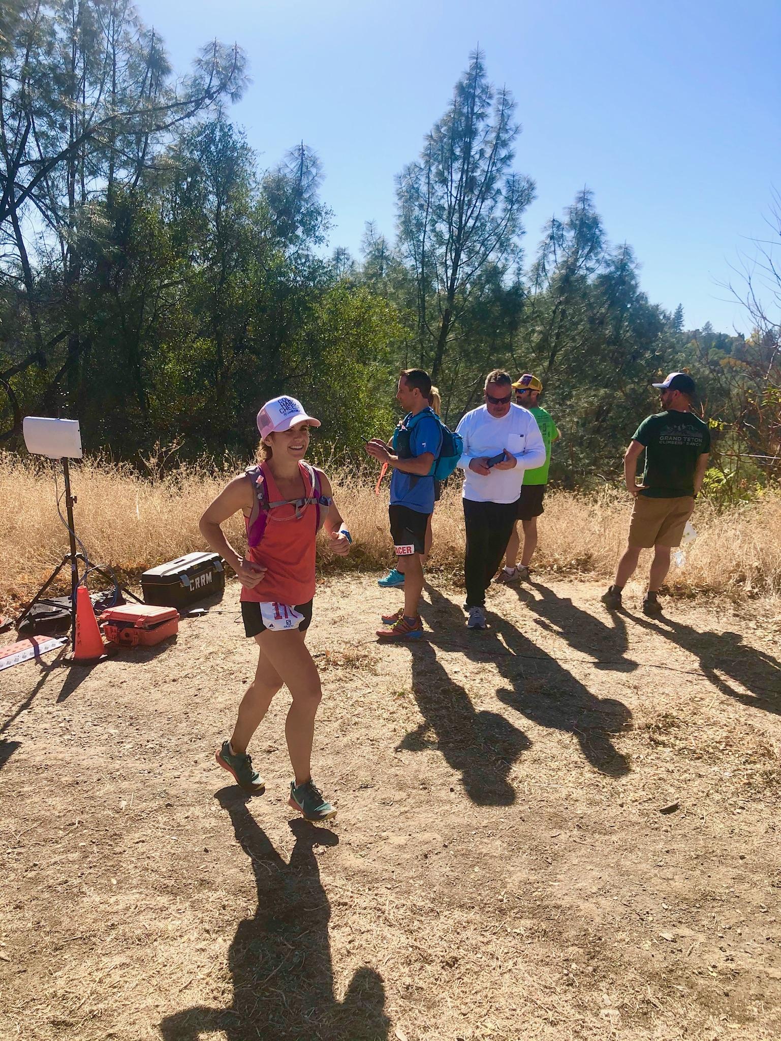2019 Rio Del Lago 100 mile ultramarathon