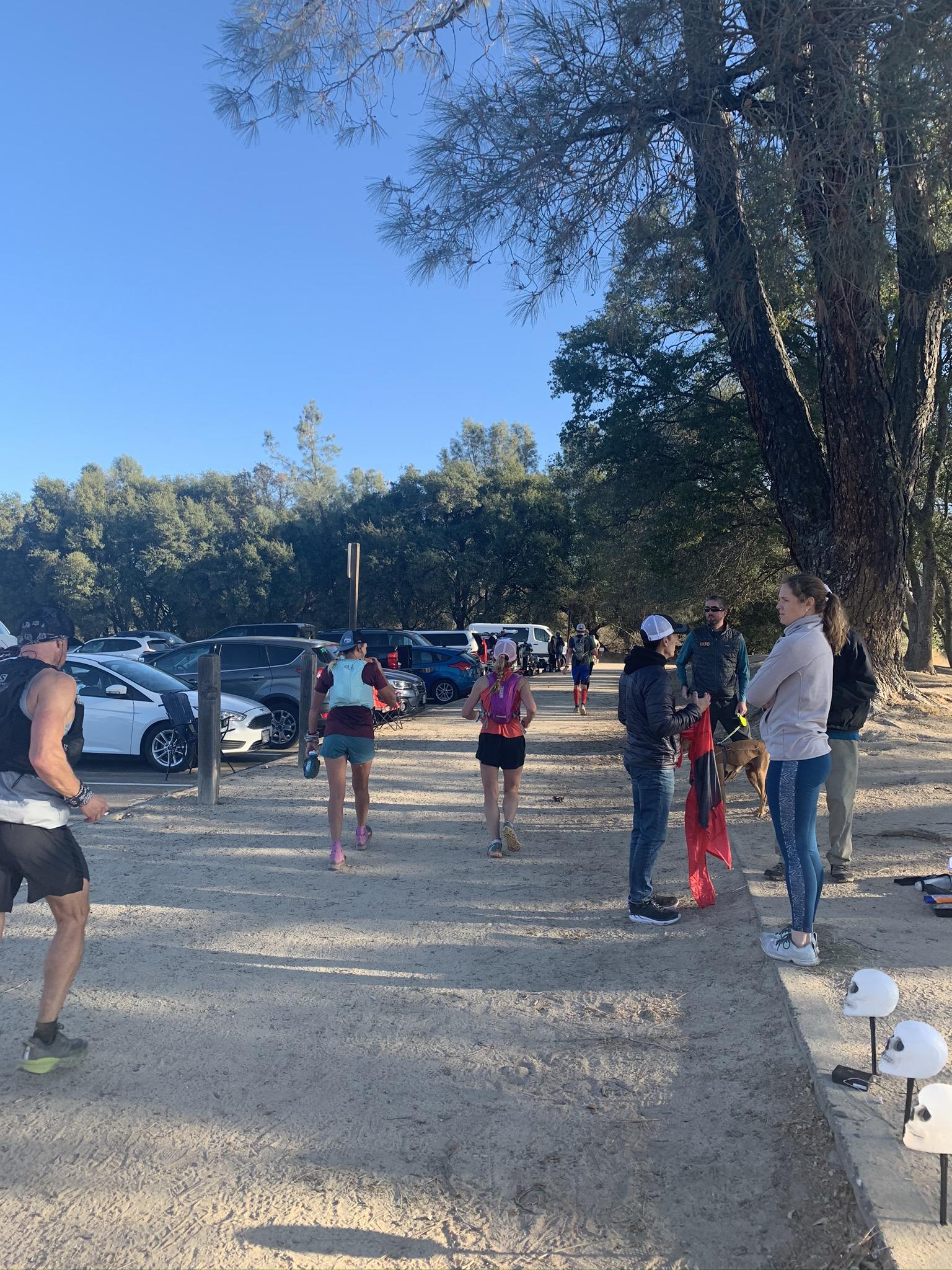 100 mile ultramarathon Rio Del Lago 100 miler 2019
