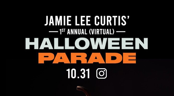 Jamie to Host Virtual Halloween Parade!