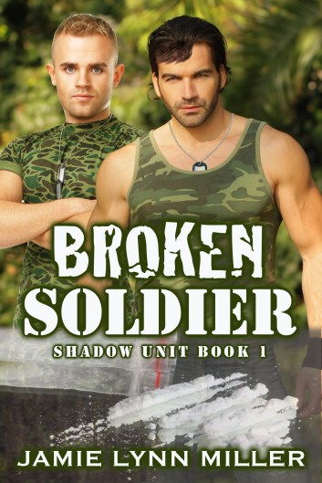 Broken cover 6x9 BOOK 1