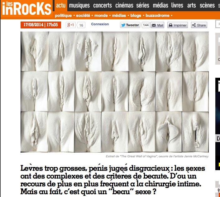 Les In Rocks Jamie McCartney