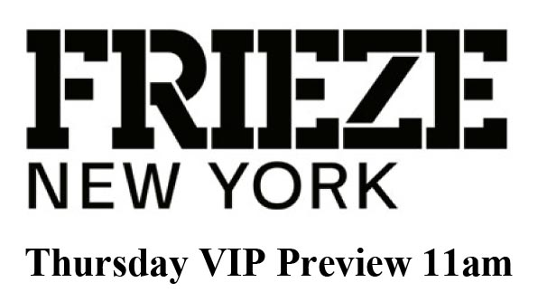 Jamie McCartney at Frieze New York 2019
