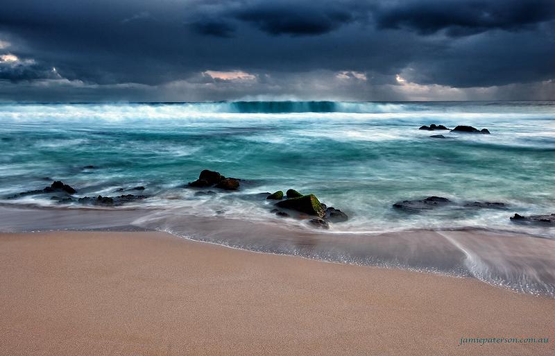 australian landscape photography, yallingup, australian photographer, waves, sunset