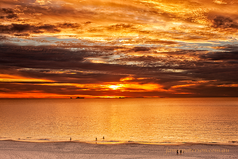 perth, sunset, australian landscape photography, australian photographer