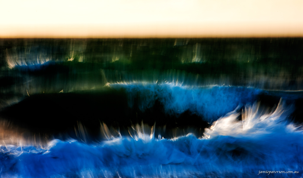 impressionist photography, north cottesloe, australian landscape photography