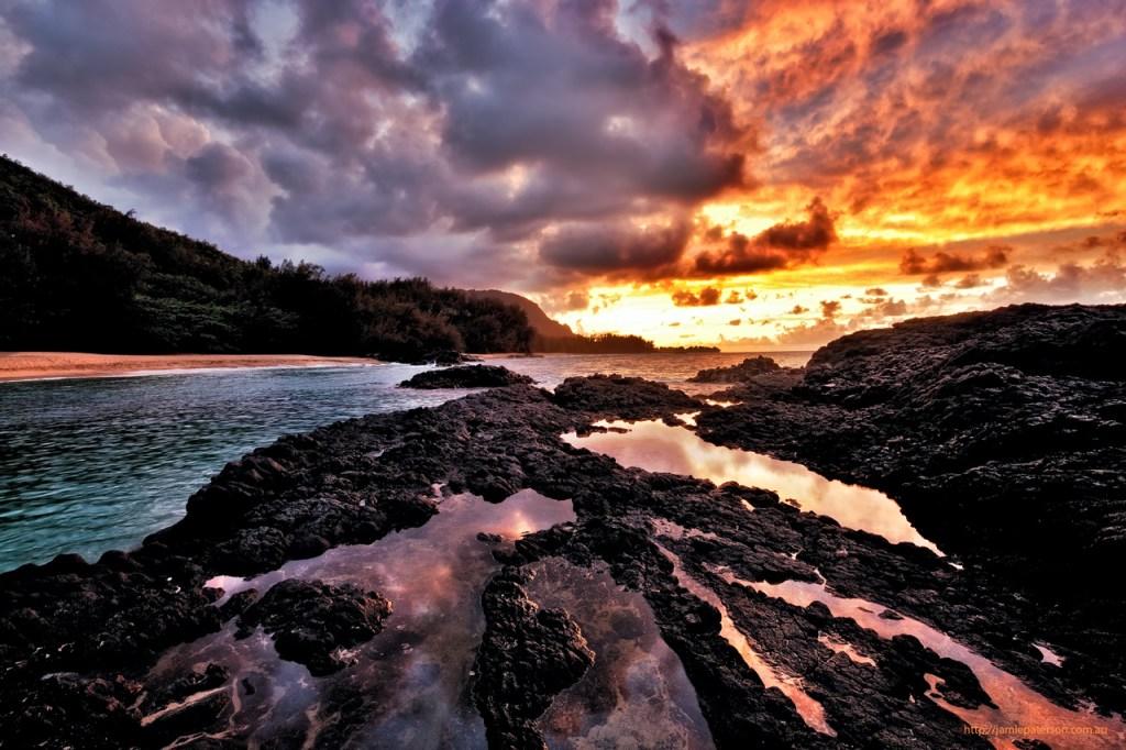 hawaiian photography, seascape photography